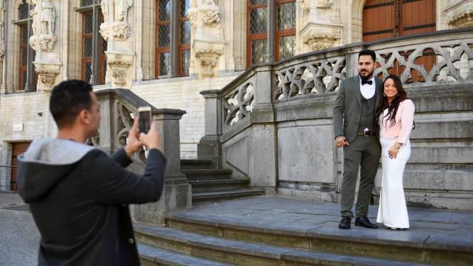 In Leuven wordt er voorlopig niet getrouwd in openlucht