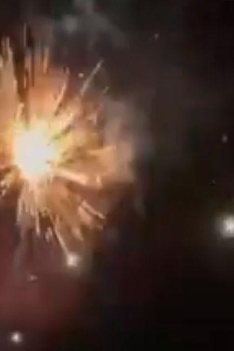 Vuurpijlen exploderen naast hotelramen van spelers Tottenham Hotspur in nacht voor duel met Vitesse
