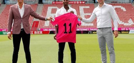 Eljero Elia tekent voor twee seizoenen bij FC Utrecht