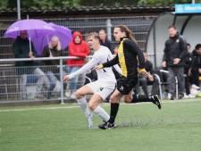 Rastaman Verbrugge vervult met assists en een doelpunt een hoofdrol bij Vorden