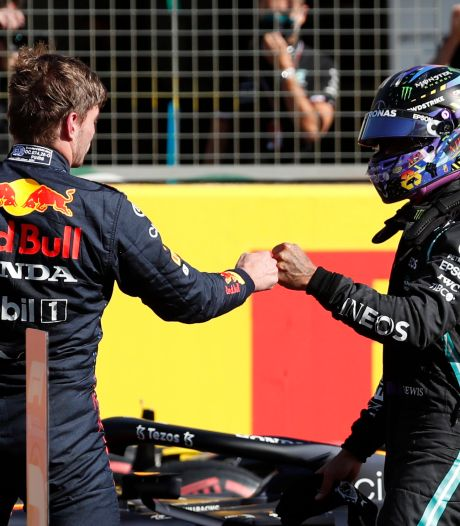 Hoofdrace op Silverstone wordt de climax van spannend duel tussen Verstappen en Hamilton