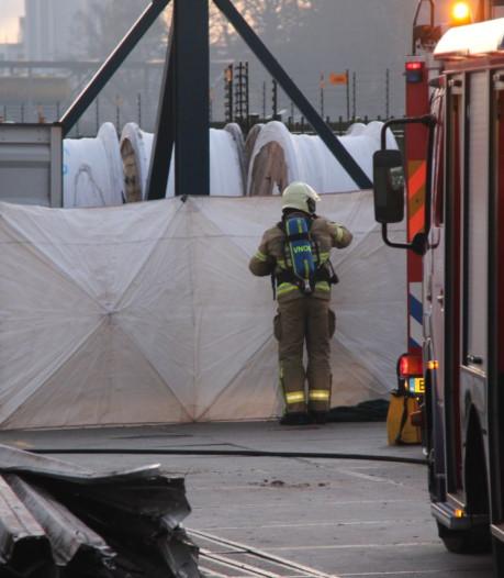 Rouw overheerst bij collega's na explosie in Lochem