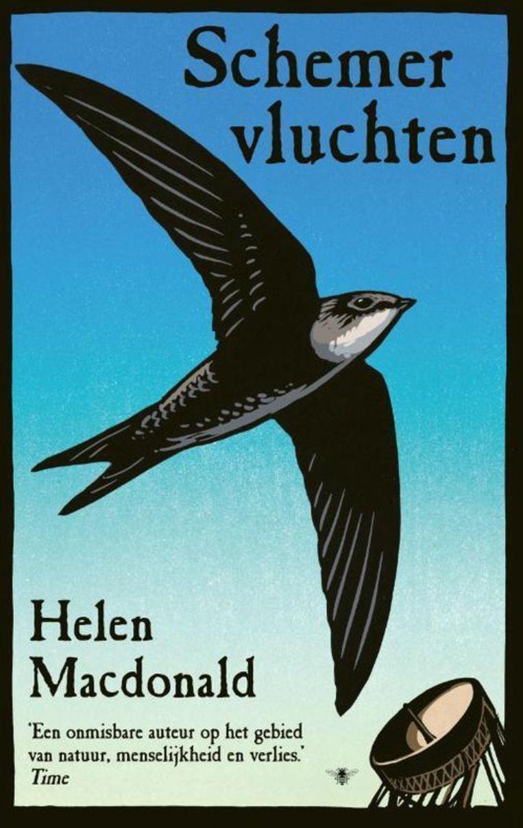 Schemervluchten, van Helen Macdonald. Beeld De Bezige Bij