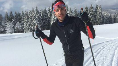 56 kilometer lang: klimgeit van FDJ waagt zich aan eerste wedstrijd van het seizoen... in het langlaufen