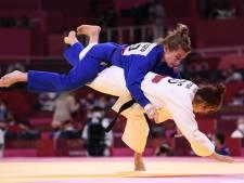 Sanne Verhagen uitgeschakeld in klasse tot 57 kilogram