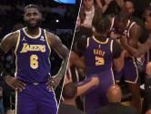 """Howard et Davis en viennent aux mains: """"Je n'ai jamais vu ça en 42 ans passés auprès des Lakers"""""""