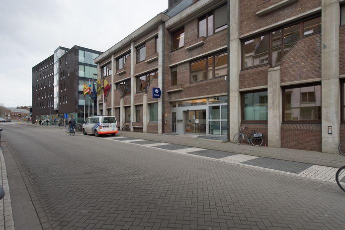 Le poste de police de la zone Malines-Willebroek.