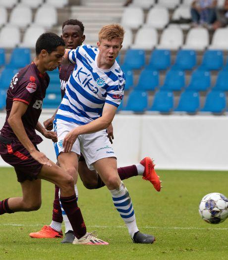 Devin Haen (17) wil jongensdroom waarmaken bij De Graafschap: 'Spelen en scoren op een volle Vijverberg'