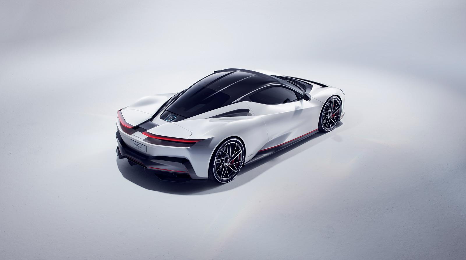 De Battista wordt een elektrische hypercar.