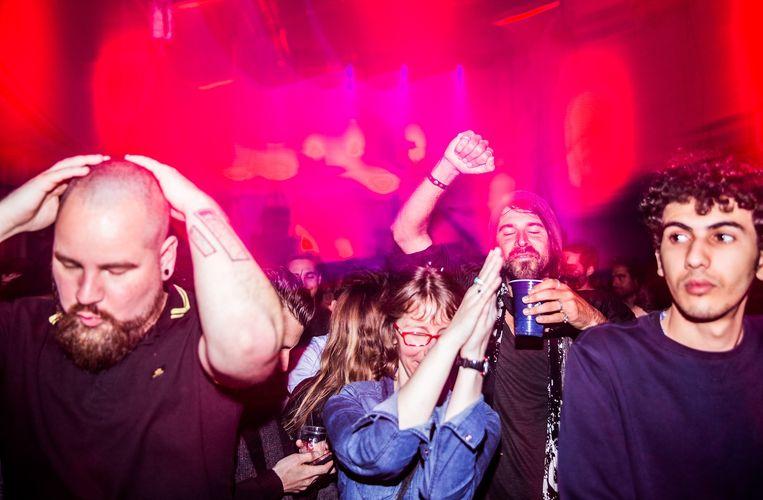 Nachtclubs mogen op 1 oktober weer de deuren openen. Beeld ID/ photo agency Sander Buyck
