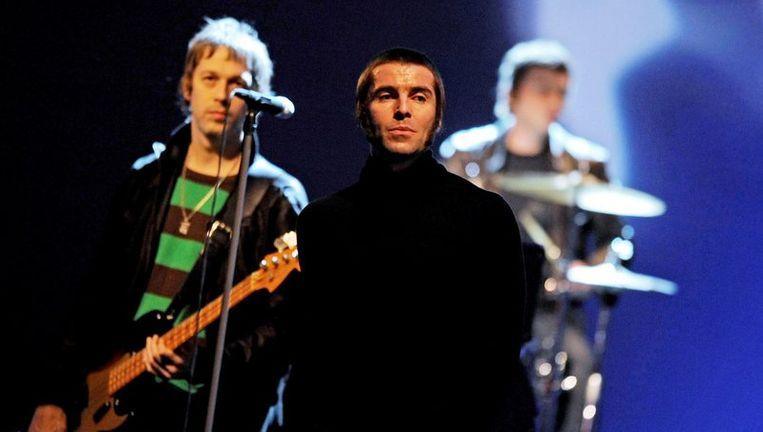 In een interview met The Times zei Liam: ''Oasis is niet meer. Ik denk dat we dat allemaal wel weten. Het is klaar. Het is jammer, maar zo is het leven.'' Foto ANP Beeld