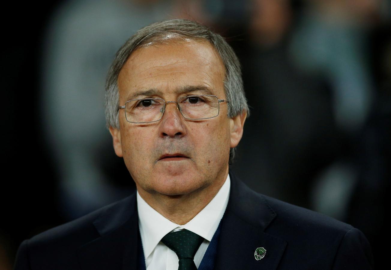 Georgi Dermendzhiev is de nieuwe bondscoach van Bulgarije.