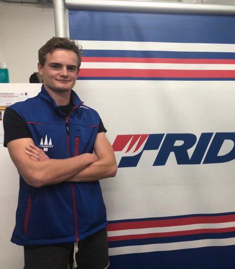 Viscaal maakt in Bahrein Formule 2-debuut namens Trident