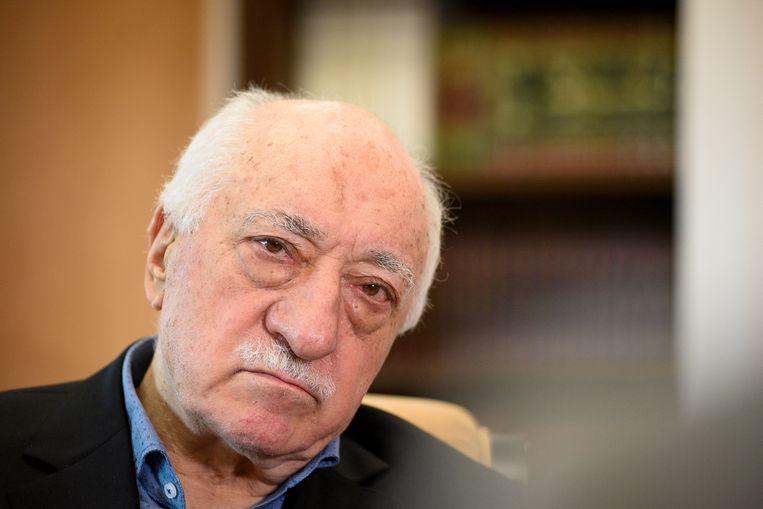Fethullah Gulen wordt door Turkije beschuldigd om achter de mislukte staatsgreep in 2016 te zitten.