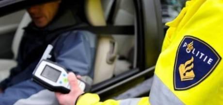 Dronken bestuurder hoest agent in gezicht, zegt tuberculose te hebben