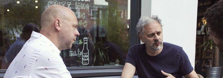 Kurt De Loor en Patrick Keersebilck: