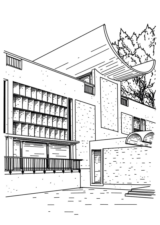 Villa Maegh Beeld Michel Keppel