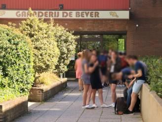 Politie controleert op overlast in park Cortewalle en Gaanderij De Bever
