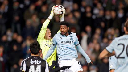 LIVE. Club kan defensieve fouten van Charleroi niet afstraffen