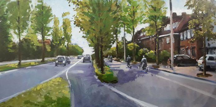 Graafseweg groen Nijmegen