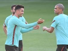 Tsjechische scherpschutter waarschuwt Oranje, Ronaldo neemt Pepe in de maling