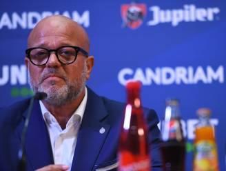 """Club-voorzitter Verhaeghe strijdvaardig na mislukte beursgang: """"Dit is uitstel en geen afstel"""""""