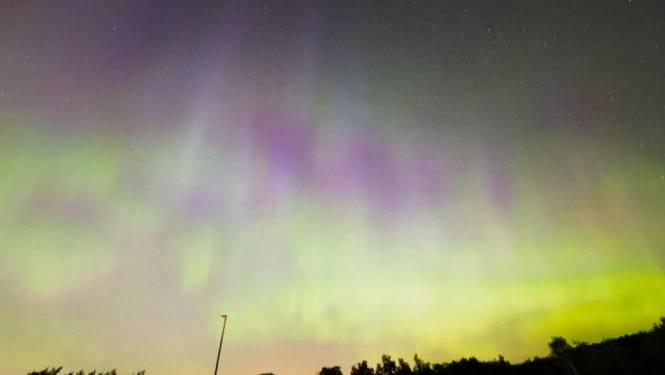 Magische timelapse: zonnestorm zorgt voor lichtspektakel