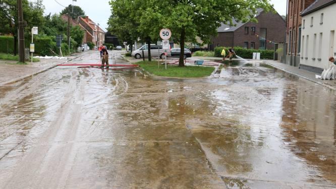 """""""Schade door wateroverlast van afgelopen zondag? Doe melding bij Vlaams Rampenfonds"""""""