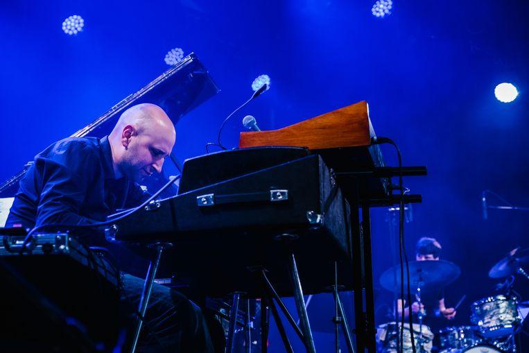 Crazy Men op Jazz Middelheim. Beeld Wouter Van Vooren