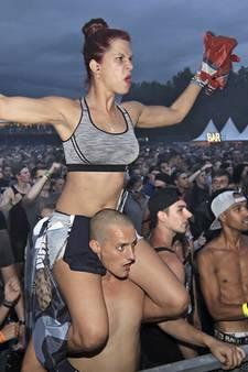 VIDEO: Fatality Festival tot aan andere kant van Oss te horen