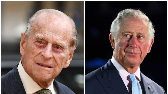 """Prins Charles bezocht prins Philip voor gesprek over de toekomst: """"Op een dag zul jij de leider van de familie zijn"""""""