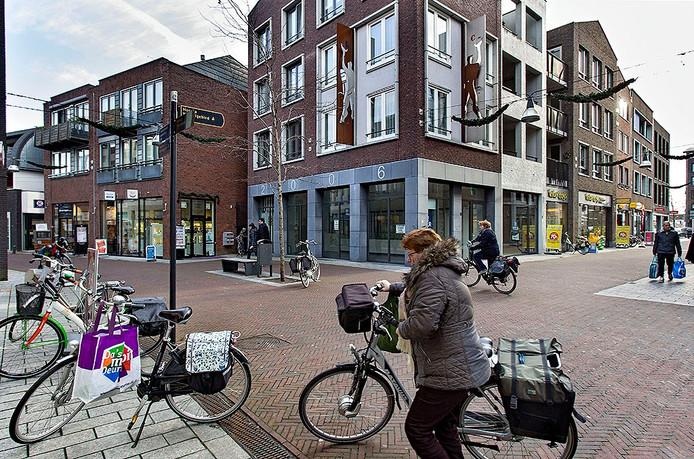 Winkelgebied in Deurne