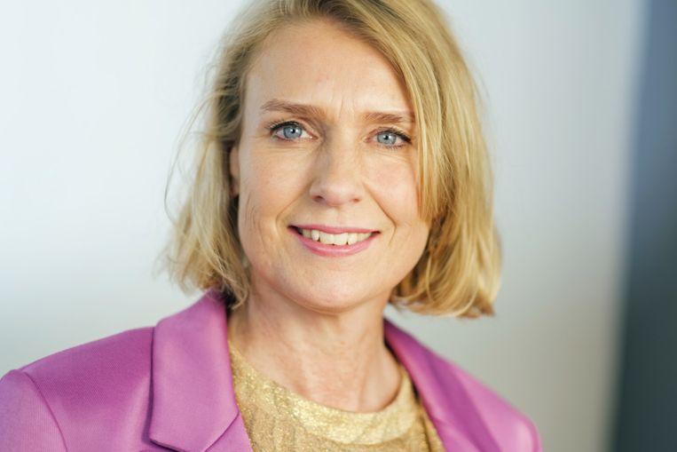 Rennie Rijpma, vanaf 1 juli 2021 hoofdredacteur van het AD. Beeld DPG