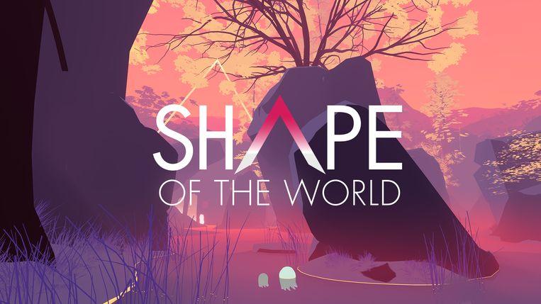 Een betoverende wereld komt voor uw ogen tot bloei in 'Shape of the World'. Beeld Plug In Digital