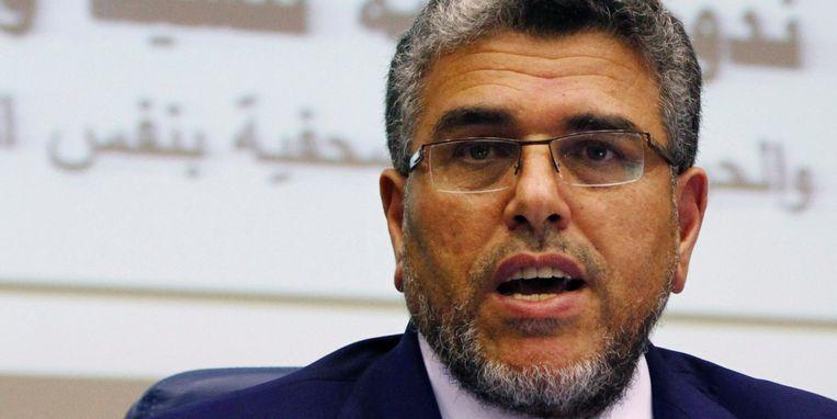 Mustafa Ramid Beeld AP