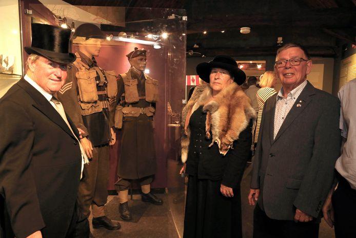 De expositie vorig jaar rond de bevrijding.
