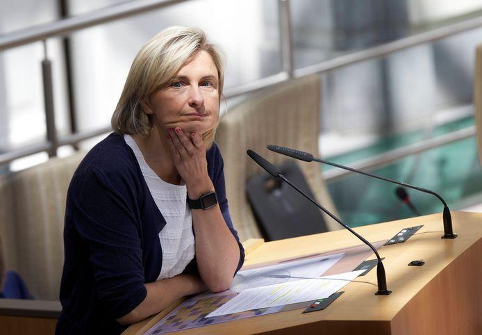 Vlaams onderwijsminister Hilde Crevits.