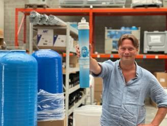 Waregems bedrijf verkoopt filter die PFOS-deeltjes uit je kraanwater zuivert