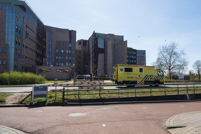 Het Isala-ziekenhuis in Zwolle. De inmiddels overleden fertiliteitsarts Jan Wildschut werkte er in de jaren 80 en 90 toen de kliniek nog Sophia-ziekenhuis heette. Beeld Photo News