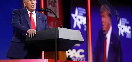 Trump zinspeelt in speech op nieuwe kandidatuur in 2024