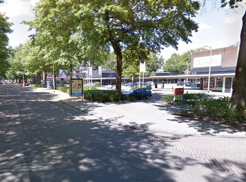 Het Verdiplein in Tilburg