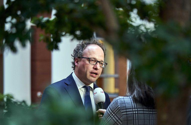 Minister Wouter Koolmees Beeld ANP