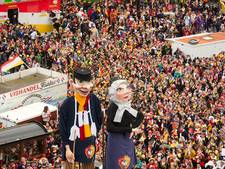 Extra nachtritten met de bus in Den Bosch en Tilburg tijdens carnaval