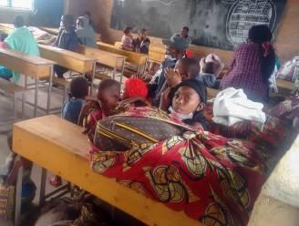 Bezorgdheid om lot van ouderloze kinderen na vulkaanuitbarsting in Congo, tienduizenden mensen op de vlucht uit Goma
