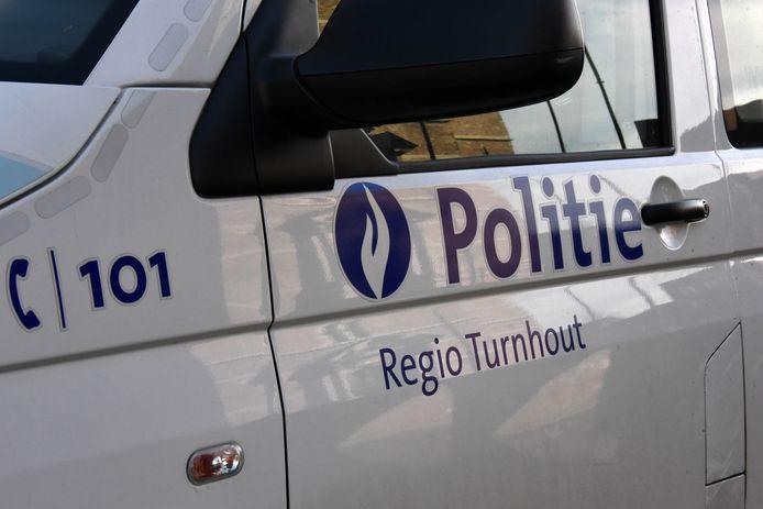 politiewagen Turnhout