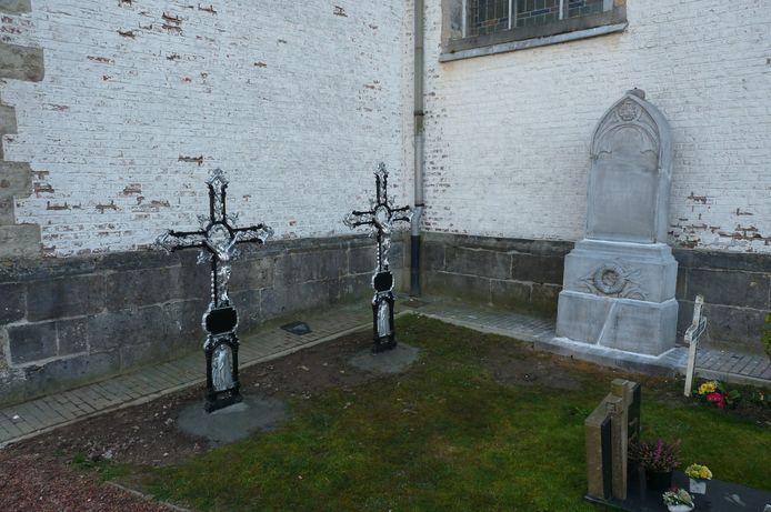 Een stukje Brakels erfgoed is opnieuw in ere hersteld.