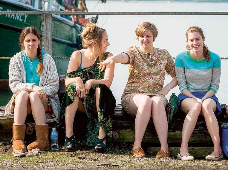 Girls Beeld HBO