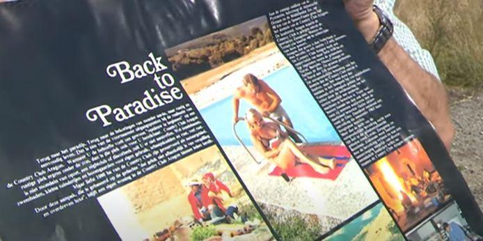 Los proyectos principales se describen en la carpeta 'Back to Paradise'.