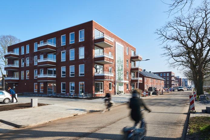 De nieuwbouw aan de Bachlaan is afgerond en wordt donderdag 17 mei officieel in gebruik genomen.