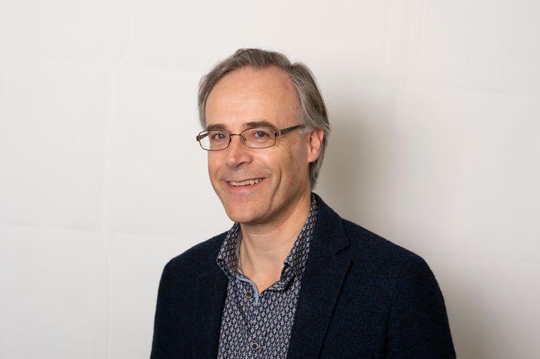 Anton Kunst: 'We moeten oog hebben voor ongelijkheid, ook tijdens deze pandemie'. Beeld